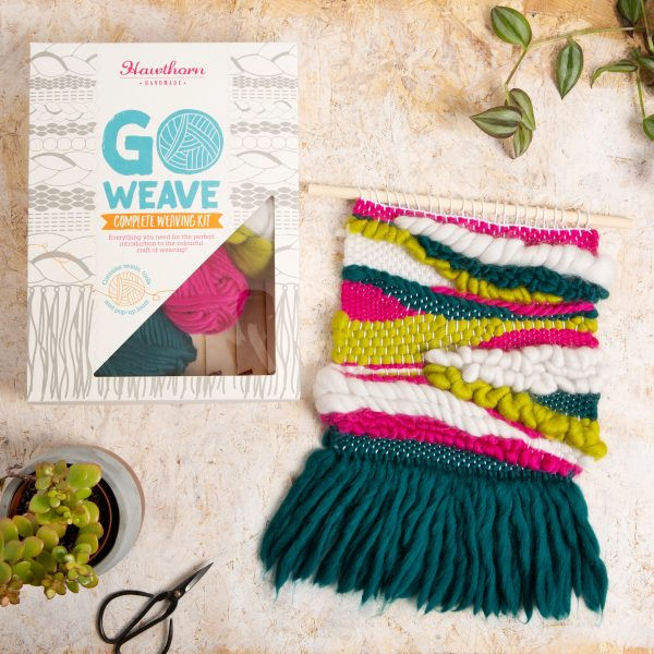 Weaving Kits and Pop-Up Loom